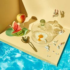 "Photography, ""It Floats"" Saatchi Art Artist Paloma Rincon; Photography, ""It Floats"" The Heat, Still Life Photography, Color Photography, Product Photography, Digital Photography, British Journal Of Photography, Behance, Conceptual Art, Be Still"