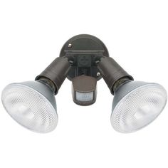 Security light brinks 7120b 110degree motion par new fast shipping 2 light outdoor security light mozeypictures Choice Image