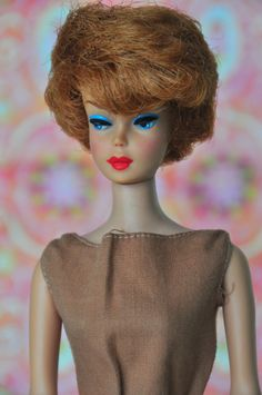 Vintage Red Head Bubble Cut Barbie by MissVeraVintage on Etsy, $75.00