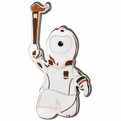 Honest Boxed Official Product Of London 2012 Collector Series Wenlock Olympic Mascot Superior Quality In