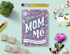 This engaging prompt journal is the perfect tool to build mother-daughter relationships. Kids can record memories, swap stories, compare perspectives, and explore common and unique interests with their moms! Memory Journal, My Journal, Journal Prompts, Love Mom, My Mom, Mother Daughter Relationships, Cool Journals, Pregnancy Journal, Lets Celebrate
