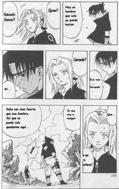 Naruto manga capitulos 7 en Español Página 16