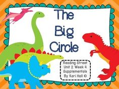 Reading Street The Big Circle Unit 2 Week 4 Differentiated