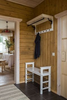 37 Super Ideas For Home Interior Remodel Tiny House Cedar Walls, Cabin Interiors, Cabin Design, Cabin Homes, Home Remodeling, House Renovations, Kitchen Renovations, House Floor Plans, Living Room Designs
