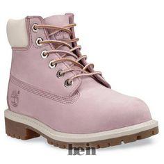 Ботинки timberland розовые купить