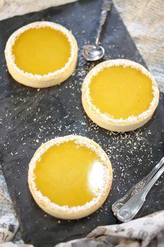 Chloé Délice: Tartelettes Mangue Coco