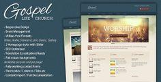 30 Free and Premium Church Wordpress Themes - Smashfreakz