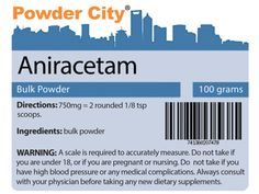 Aniracetam Powder