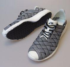 NIKE Juvenate Black White Woven Premium Shoes 833825-002 Women's US 7 UNUSED #Nike #Trainers