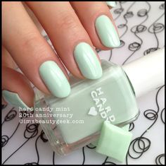 Hard Candy Mint - 20th Anniversary Collection 2015