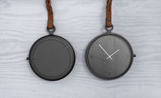 People People Pocket Watch - Swedish design meets an offbeat approach to horology in a modern take on time