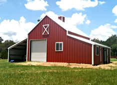 The Applewood Pole Barn - Check out inexpensive stock plans by architect Don Berg. Pole Barn Plans, Pole Barn Garage, Building A Pole Barn, Building Plans, 40x60 Pole Barn, Pole Barn Kits, Metal Pole Barns, Metal Barn, Building Ideas