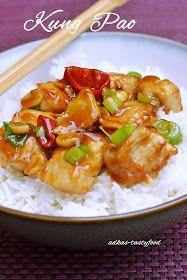 chute a vône mojej kuchyne. My Recipes, Asian Recipes, Chicken Recipes, Cooking Recipes, Healthy Recipes, Ethnic Recipes, Main Meals, Wok, Macaroni And Cheese