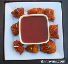 Skinny Ms. Wing Sauce