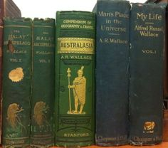 Books by Wallace