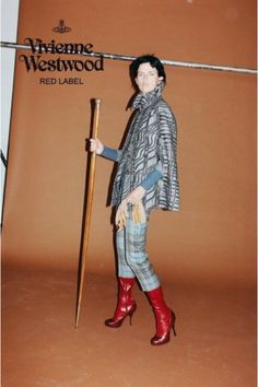 Vivian Westwood campaign, Jurgen Teller