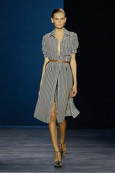The Show Everyone's Talking About: Altuzarra S/S 15 via @WhoWhatWear