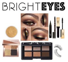 """""""Bright eyes #5"""" by leafashionpro ❤ liked on Polyvore featuring beauty, Bobbi Brown Cosmetics, NARS Cosmetics, Anastasia Beverly Hills, Trish McEvoy, Bare Escentuals and brighteyes"""