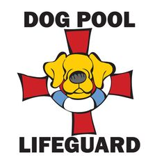 """Dog Pool Lifeguard"" (Canine Rehabilitation and Conditioning Group)"