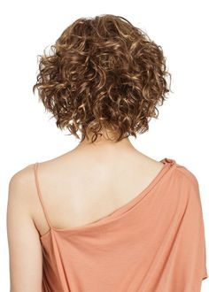 Lace Front Curly Blonde Bob Cut Wigs help you achieve a beautiful and natural hair style. Pick from our large collection of different types of woman wigs. Wavy Bob Hairstyles, Trending Hairstyles, Curly Haircuts, Short Curly Hair, Curly Hair Styles, Bob Cut Wigs, Synthetic Lace Wigs, Blonde Lace Front Wigs, Bobs For Thin Hair