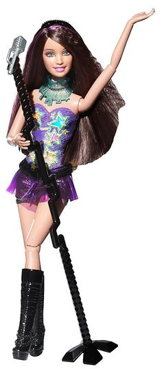 Barbie Fashionistas In The Spotlight - Sassy Doll - Free Shipping