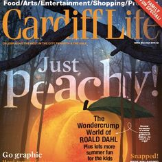 RT @CardiffLifeMag: Indie shops killer wedding dresses #Bowie street food and more  so much good stuff in our upcoming issue out this Friday! #Cardiff