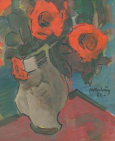 Ernst Mollenhauer (1892-1963) was een Duitse landschapsschilder .