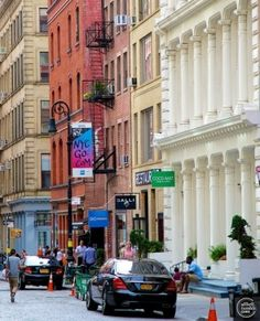 Soho, New York, NY ♛   ♛~✿Ophelia Ryan ✿~♛