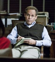 Still of Peter MacNicol in Necessary Roughness (2011)