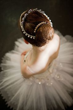 trop belle une vraie petite ballerine :)