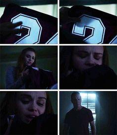 teen wolf season 6, 6x07, stydia
