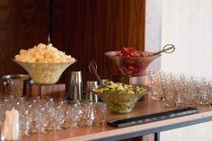 Open bar caipirinhas, drinks