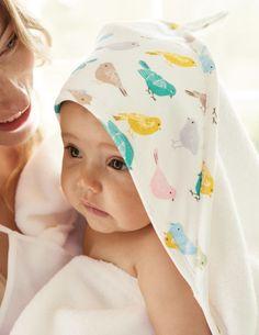 Super Soft Hooded Towel