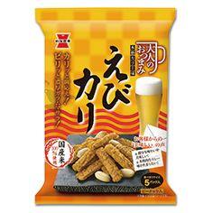 岩塚製菓 えびカリ 95g×12袋