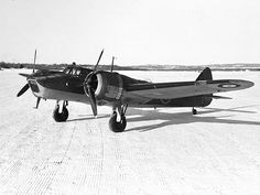 World War 2 Airplanes - Bristol Blenheim : The Bristol Blenheim was a British light bomber aircraft