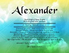 Alexander Name Meaning - First Name Creations Meaning Of Leah, Names With Meaning, Baby Girl Names, Boy Names, First Names, Family Names, Baby Boy, Hebrew Names, Hebrew Words