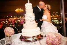 Love this cake by Barb's Cakes Photo at The Club in Bham, AL Amber Ford Photography