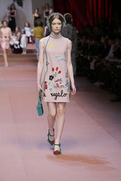 Потрясающая коллекция Dolce & Gabbana осень/зима 2015-2016 - Ярмарка Мастеров - ручная работа, handmade