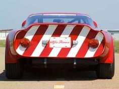 '65 Alfa Romeo Giulia TZ 2