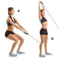 Upper Back Workouts Women ... Pinterest | Resist...