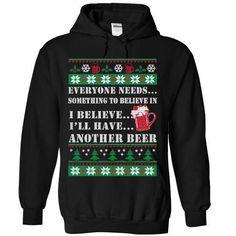Beer Ugly Christmas Sweater style Printed Tee T Shirts, Hoodies. Get it now ==► https://www.sunfrog.com/Christmas/Beer--Ugly-Christmas-Sweater-style-Printed-Tee-3582-Black-Hoodie.html?41382