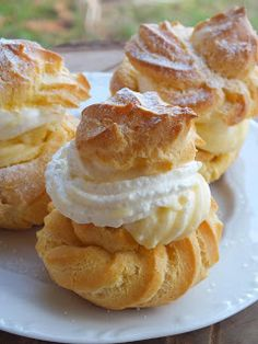 Onion Rings, French Toast, Food And Drink, Sweets, Homemade, Cookies, Cream, Breakfast, Ethnic Recipes