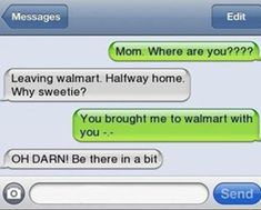 funniest text ever sent from parents to their kids