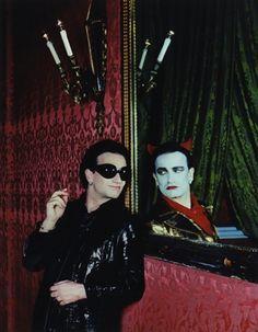 #U2 #Bono Achtung Baby Era