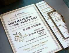 Vintage Wedding Stationery Ideas