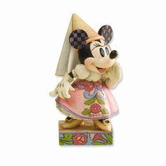 Jim Shore Disney Traditions Princess Minnie Figurine