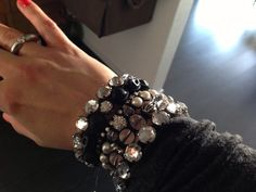 Shambala handmade with swarovski elements