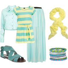 """Untitled #87"" by fjarad on Polyvore"