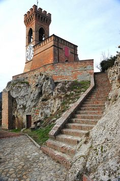 Brisighella, Emilia-Romagna, Italy, province of Ravenna by tango-