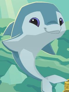 My  cousin, her user is ramthun12, just got membership and she has a cute dolphin!